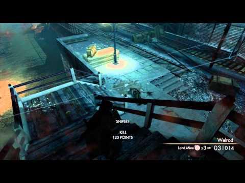 Sniper Elite v2 - Chapter 9 - Kopenick Launch Site - Part 2