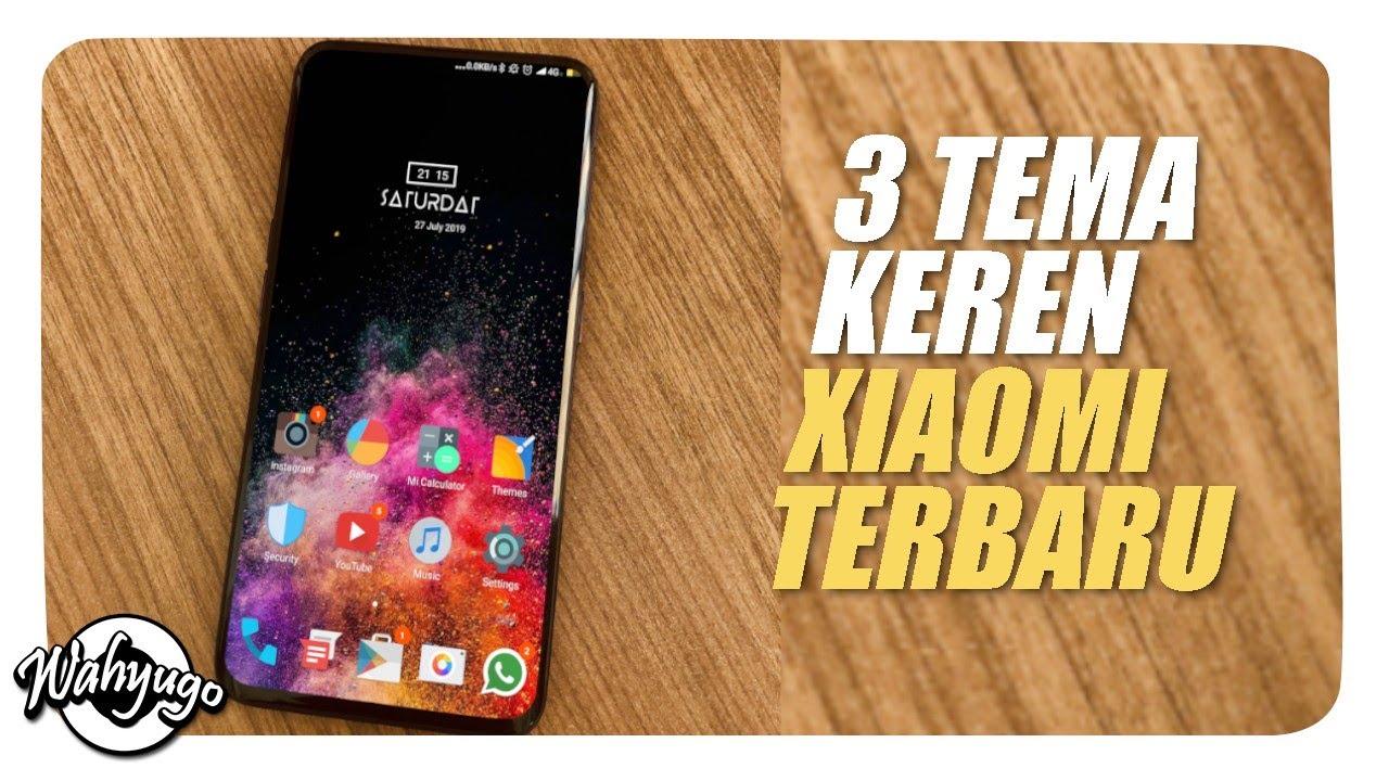 Tema Xiaomi Miui Keren 2019 Download Terbaru Gsmarenacoid