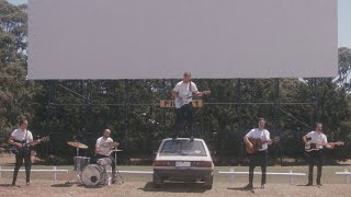 Rolling Blackouts Coastal Fever - Cars In Space (OFFICIAL VIDEO)