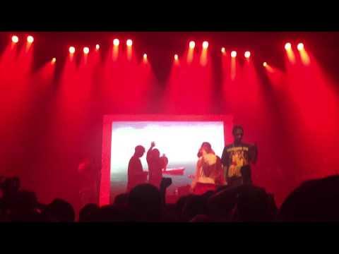 Lil Yachty Up next 2, Free KSupreme, Stack it up ft. Ksupreme Live at Chicago Vic Theatre