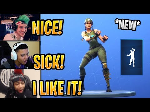 Streamers React To The *NEW* Spike It Emote! - Fortnite Best And Funny Moments