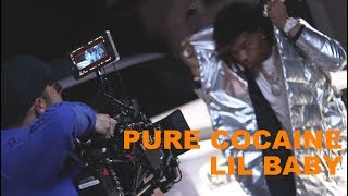 Lil Baby - Pure Cocaine (Official BEHIND THE SCENES Video)