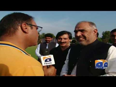 Geo Parliament With Arshad Waheed Chaudhry - 21 April 2019
