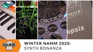 NAMM Synth Bonanza: Korg, 2hp, Arturia and More at Winter NAMM 2020