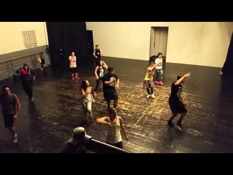 Live Arts LA in Eagle Rock, music, Crazy in Love.