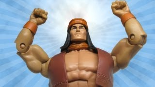 Apache Chief : Off The Toy Shelf