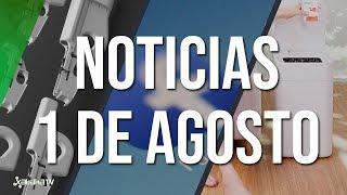 BLOQUEO de ARMAS DESCARGABLES, FACEBOOK desbarata DESINFORMACIÓN, CUBO de BASURA de XIAOMI | XTK Now