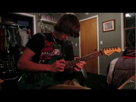 In My Dreams - Dokken Guitar Cover By Marshall Jones