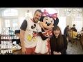 Hong Kong Disneyland Hotel Enchanted Garden Breakfast Buffet with Character Meet and Greet