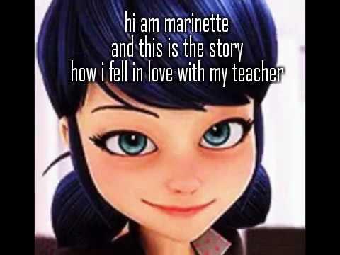 In love with my teacher/part 1