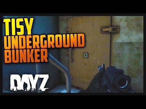 DayZ .60 Changes to Tisy + Underground Bunker
