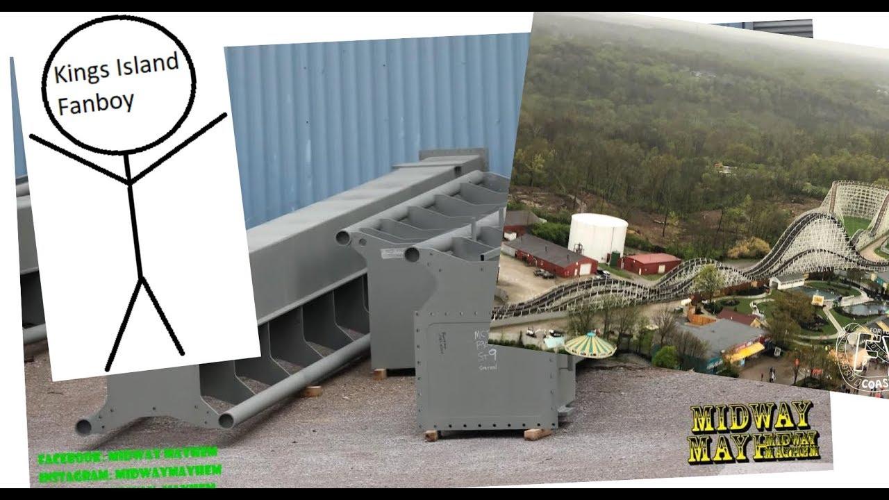 Kings Island 2020 Giga Coaster Rumors