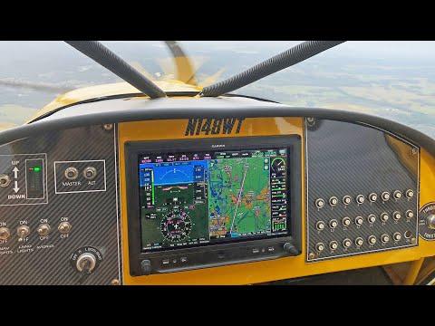 Instruments / Avionics Package for Zenith Aircraft using Garmin G3X