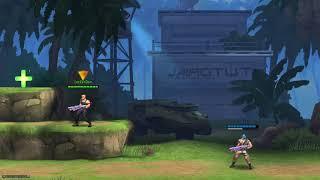 Contra Returns - Team Battle demo