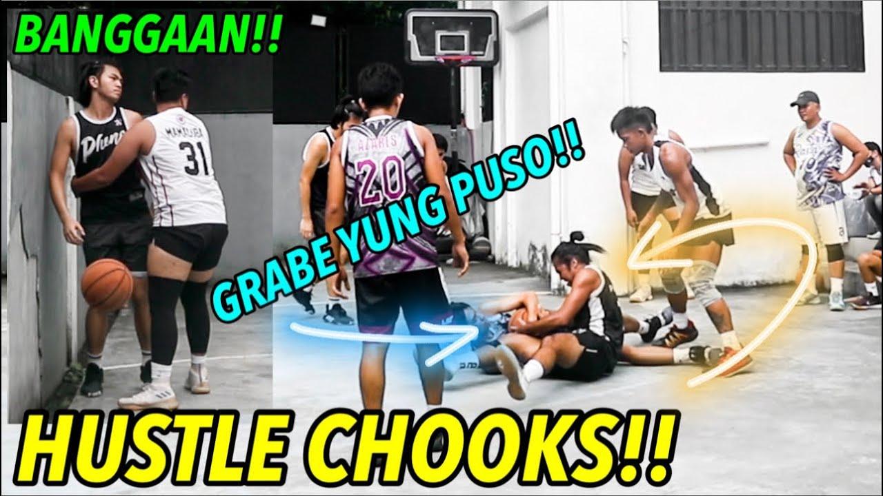 GRABE YUNG HUSTLE NI CHOOKS - PUSO TALAGA!!   S.2. vlog 305