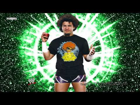 "Carlito 1st WWE Theme Song ""Cool"""