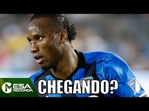Programa Completo (15/01/17) - Drogba Interessa Ao Corinthians