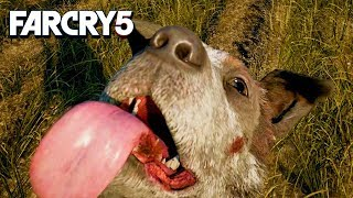 "THE COWS ARE DOING ""IT!"" - Far Cry 5 Funny Moments!"