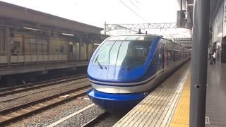 智頭急行 HOT7000系 JR西日本 京都回送