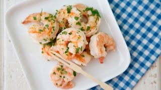 Shrimp Scampi - Easy Weeknight Meals - Weelicious