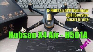 Hubsan X4 Air H501A - Full Review - Part 1