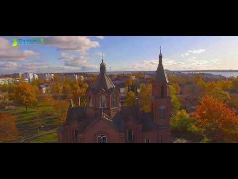 Autumn in Vaasa, Syksyinen Vaasa, Suomi  Finland