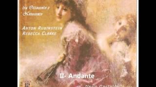 Anton Rubinstein (1829-1894) Sonata in fa minore op.49 per viola e pianoforte