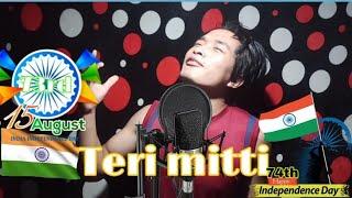 Teri mitti /Kesari/Akshay | Special song 15th 🇮🇳 August By Abhraham goi