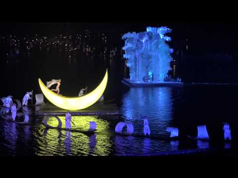 "Unique! The Spectaculare Performance ""Impression Sanjie Liu""-Yangshou-China.Full HD"