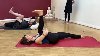 Rücken Yoga mit Frank