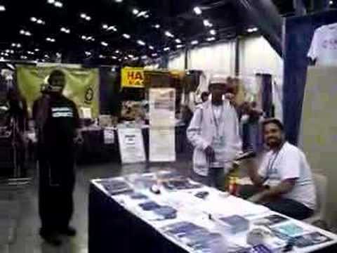 Shariq gets cornered