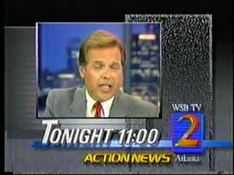 WSB News tease and promo 1987