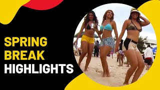 Spring Break in Mazatlan