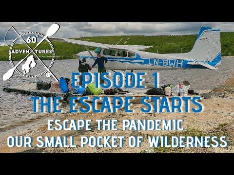 "Escape The Pandemic - Episode 1: ""THE ESCAPE STARTS"" English subtitles."