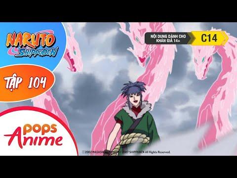 Naruto Shippuden Tập 104  Phá Vỡ Tinh Độn  Trọn Bộ Naruto Lồng Tiếng