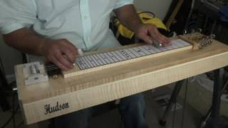 mike salley steel time pedal steel guitar girl from ipanema hudson