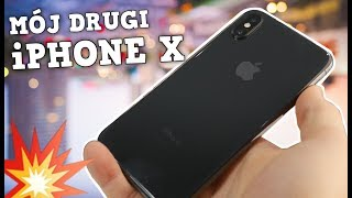 MÓJ DRUGI iPHONE X  | AppleNaYouTube