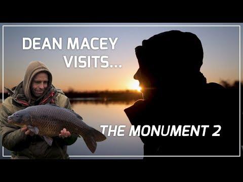 Mainline Baits Carp Fishing TV - Dean Macey Visits The Monument 2