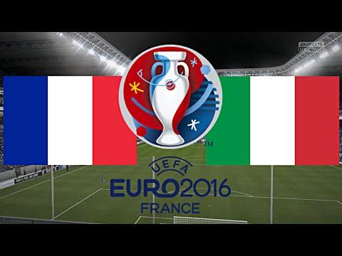 frankreich gegen italien