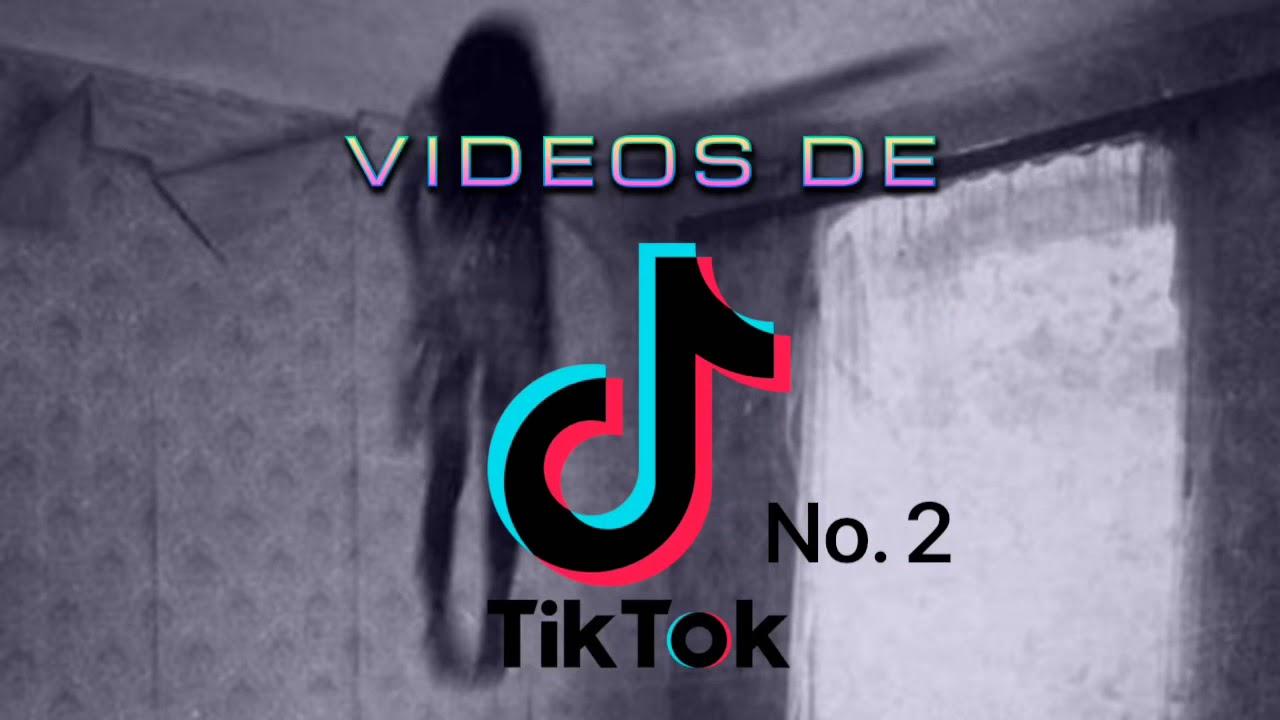 Videos de terror en tiktok 2
