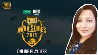 Oppo X PUBG Mobile Online Playoffs- Day 2 - Paytm on Screen