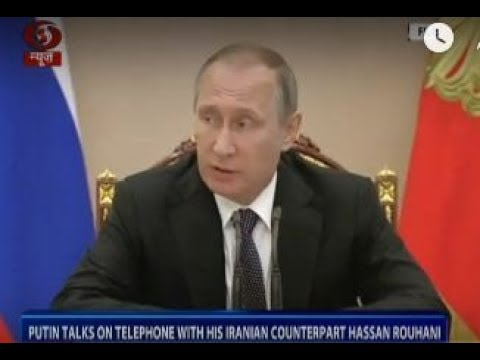 Putin warns of chaos to world affairs if west strike again on Syria