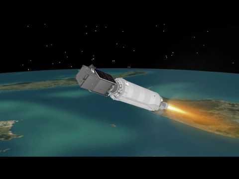 Atlas V SBIRS GEO Flight 3 Mission Profile
