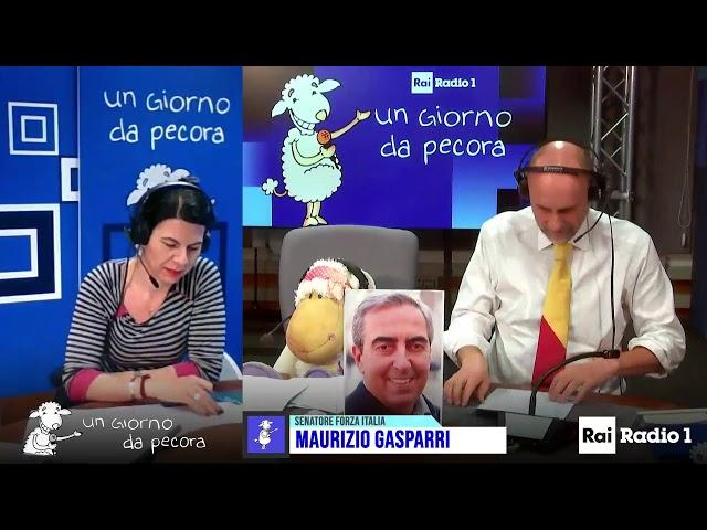 Un Giorno Da Pecora Radio1 - diretta del 25/01/2021