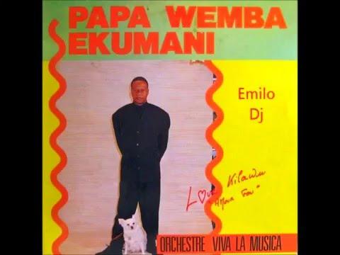 (Intégralité) Papa Wemba & Viva la Musica - Love Kilawu 1987 HQ