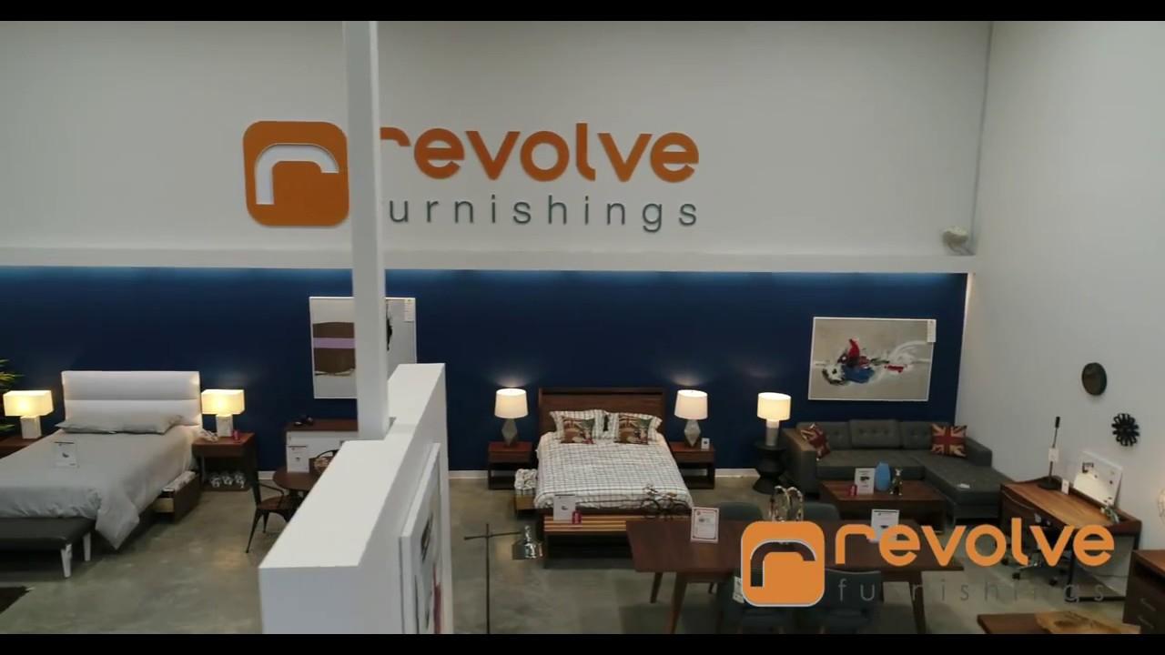 Revolve Furnishings Edmonton Virtual Drone Tour