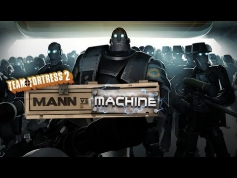 TF2 Mann vs Machine - Big Rock *Broken Parts*