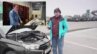 Тестдрайв: Lada Vesta 1.8 AMT, Мотор 21179