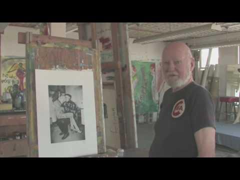 KQED Spark - Lawrence Ferlinghetti