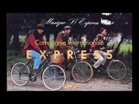 Musique D'Express  -- Various Artists [Cassette, 1990]